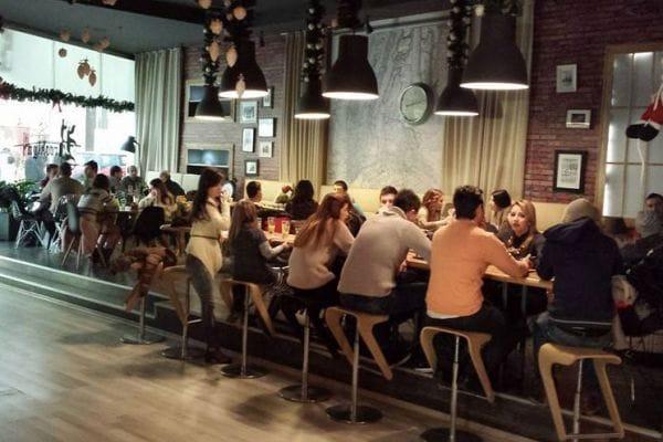 Brooklyn Lounge Bar – Food, coffee, good times