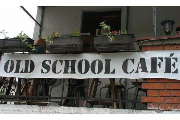 Old School Cafe Skopje