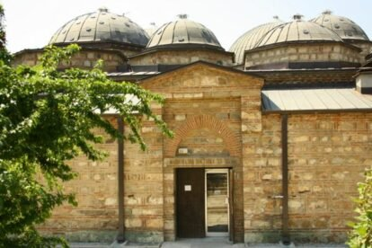 Daut Pasha Hammam Skopje