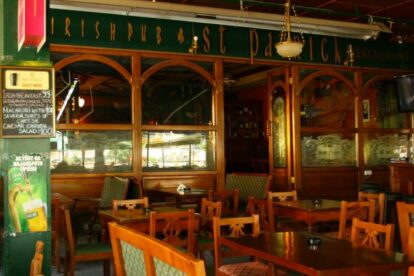 Irish pub St. Patrick Skopje