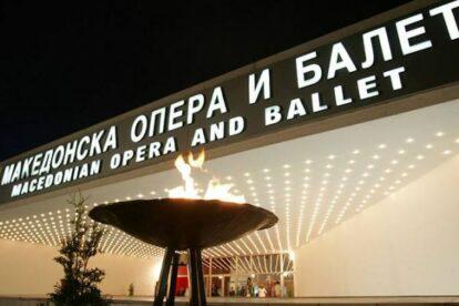 Macedonian Opera And Ballet Skopje