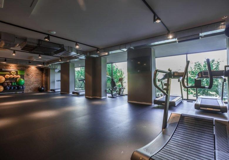 Fitness & Spa PARK – Hotel – No pain no gain