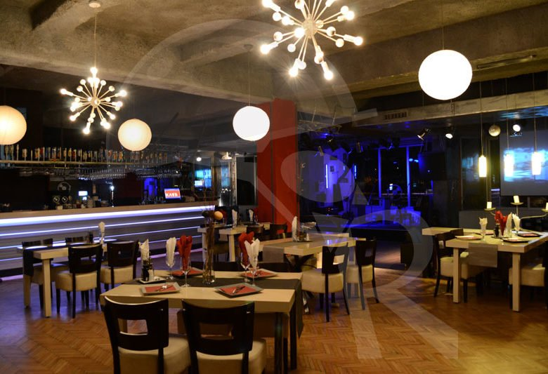 MKC club and restaurant Skopje