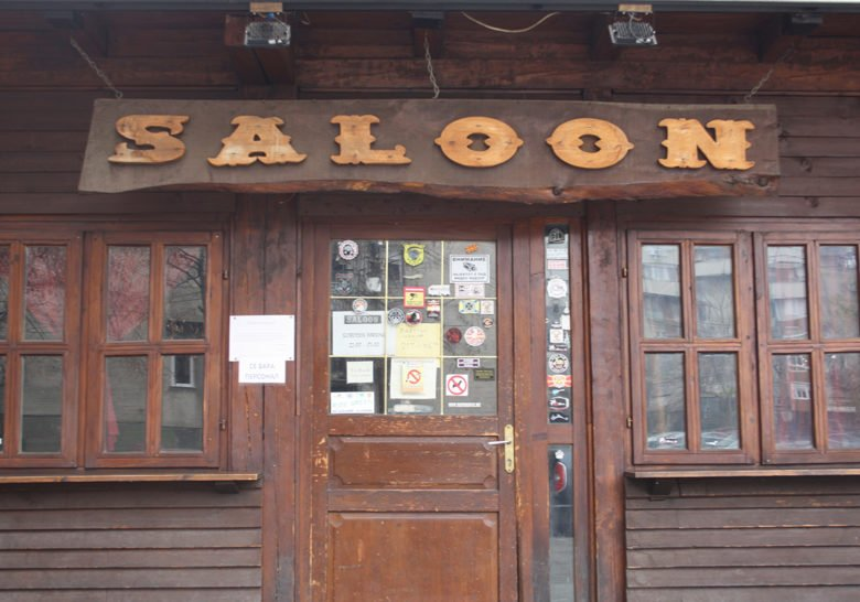 Saloon Skopje