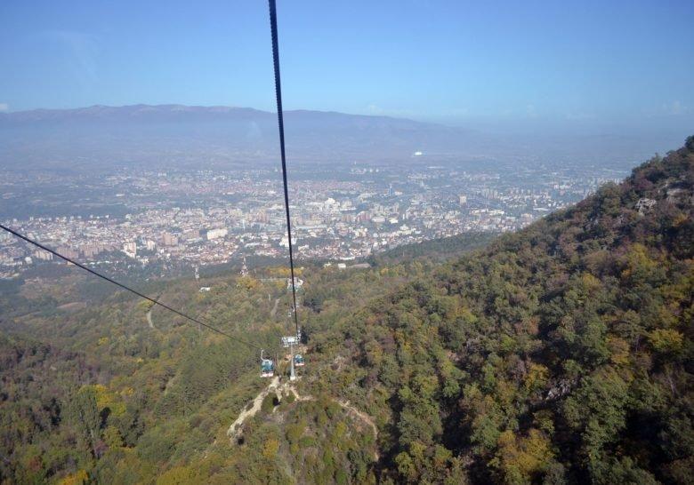 Vodno Mountain Skopje