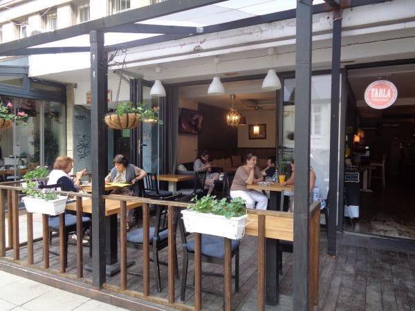 Tabla Food & Drinks Sofia
