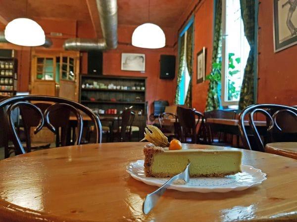 Tea House (Chay vav Fabrikata) Sofia