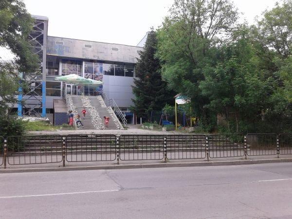 Spartak swimming complex Sofia