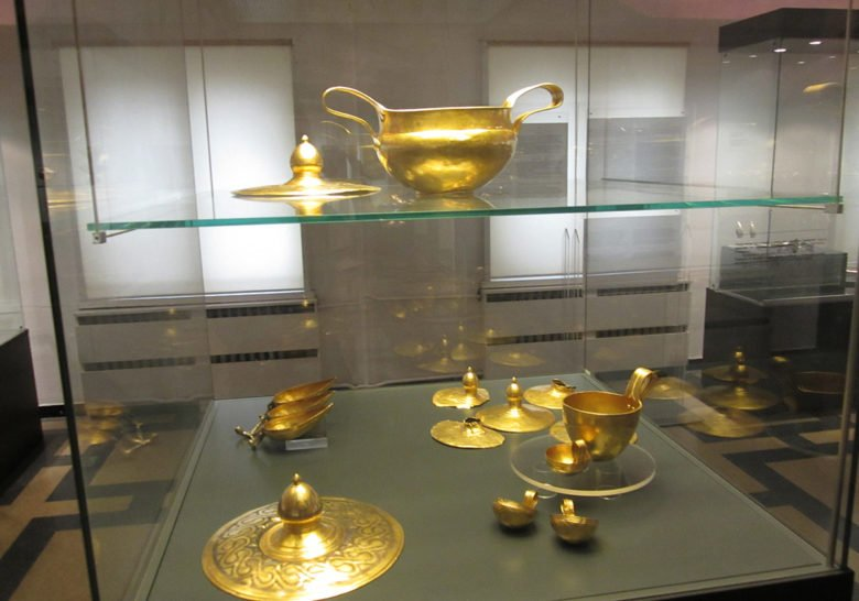 Archaeological Museum – A time machine