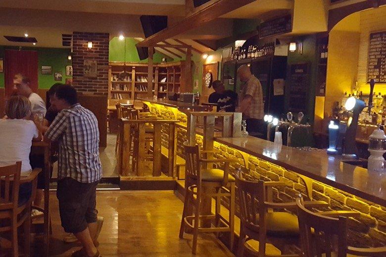 Bar Garvanut i Gyuleto Sofia