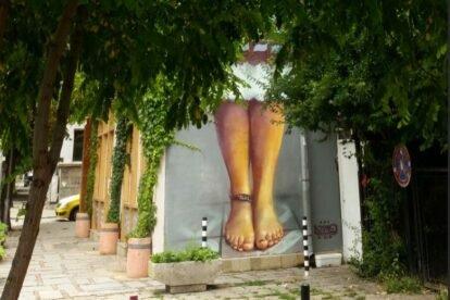 Dar Bozhiy Graffiti Sofia