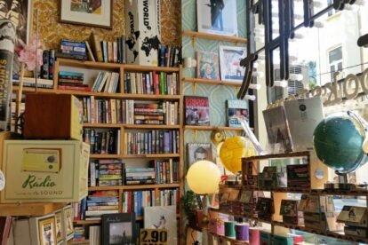 Elephant bookstore Sofia