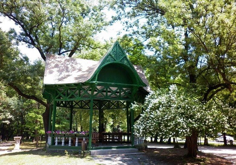 Military Academy Park Sofia