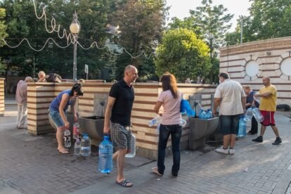 Mineral water of Sofia Sofia