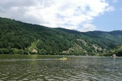 Pancharevo Lake Sofia
