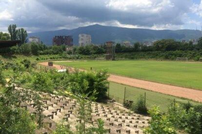Rakovski Stadium Sofia