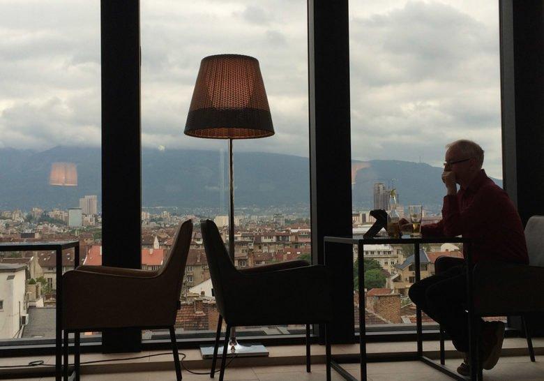 Sense Rooftop Bar – High class view