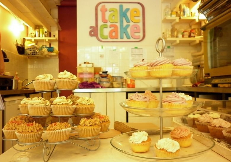 Take a cake Sofia