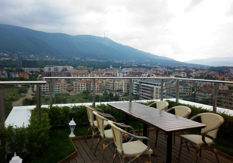 Tavan – Rooftop dinner