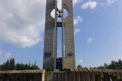 The Bells Monument Sofia