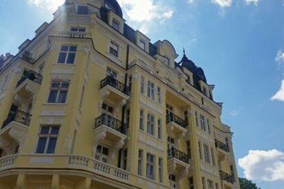 The Yellow Building Sofia