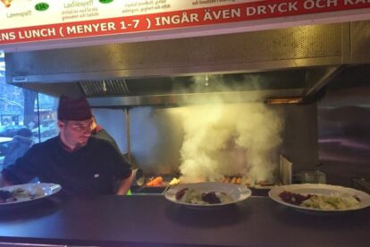 Amida Kolgrill – Charcoal grilled to perfection