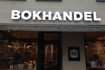 Aspuddens bokhandel Stockholm