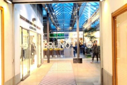 Brunogallerian – The multitasking mini mall