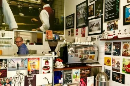 Caffé Poli Stockholm