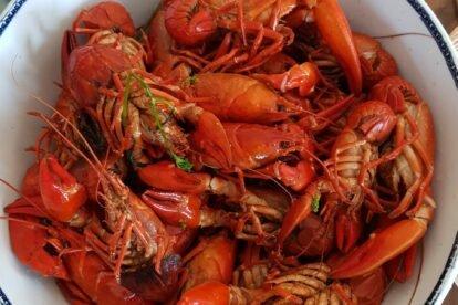 Crayfish Party Stockholm