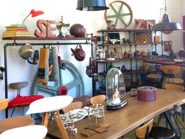 Dunke Design – Stockholm's smallest furniture shop