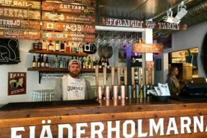 The Best Truly Local Bars in Stockholm