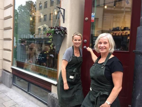 Grain Cafe Stockholm