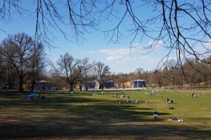 Grand Pelouse Stockholm