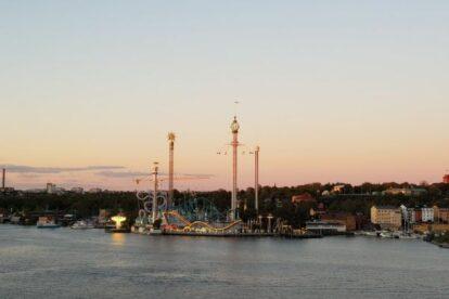 Gröna Lund Stockholm