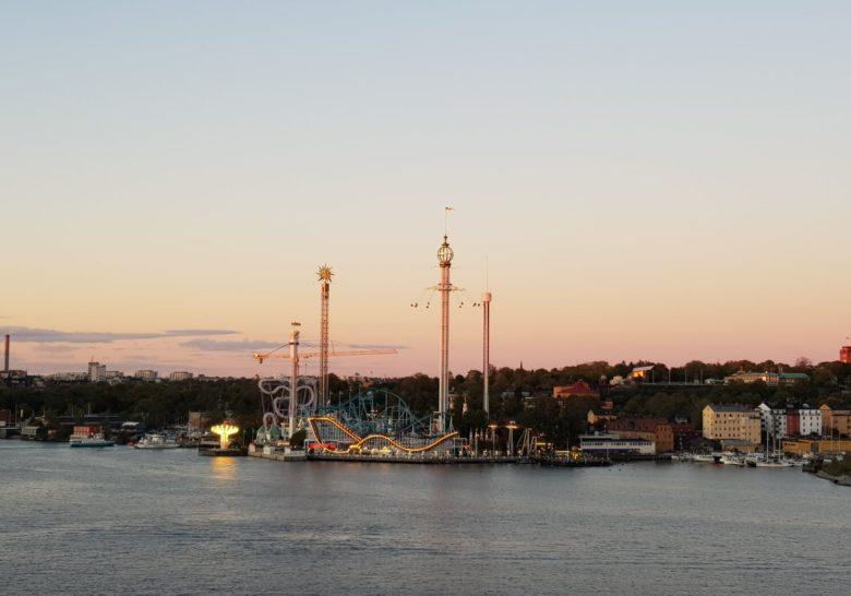 Gröna Lund – Versatile amusement park