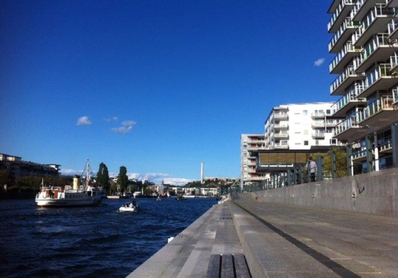 Hammarby Sjöstad – A conscious neighborhood