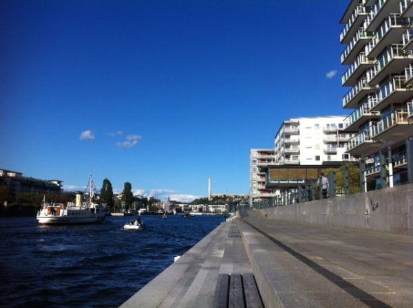 Hammarby Sjöstad Stockholm