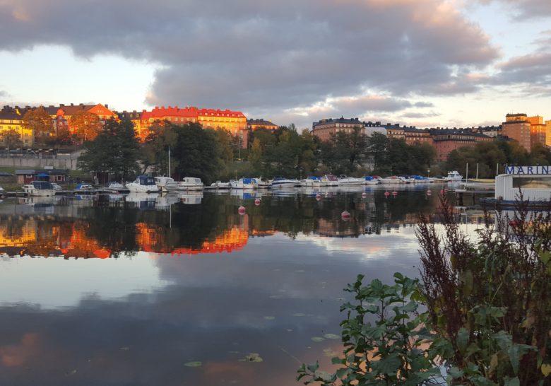 Kungsholms Strand Stockholm
