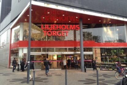 Liljeholmstorget Galleria Stockholm
