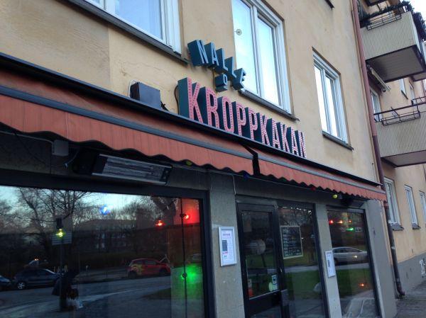 Nalle & Kroppkakan Stockholm