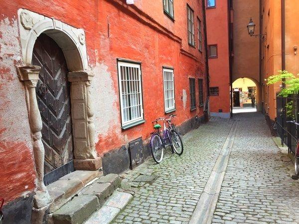 Rosenporten Stockholm