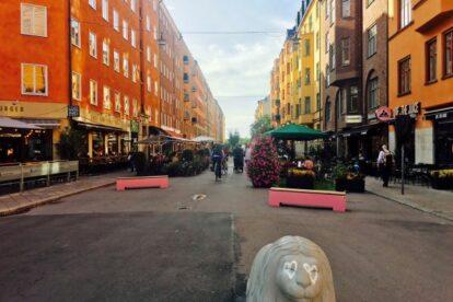 Rörstrandsgatan Stockholm