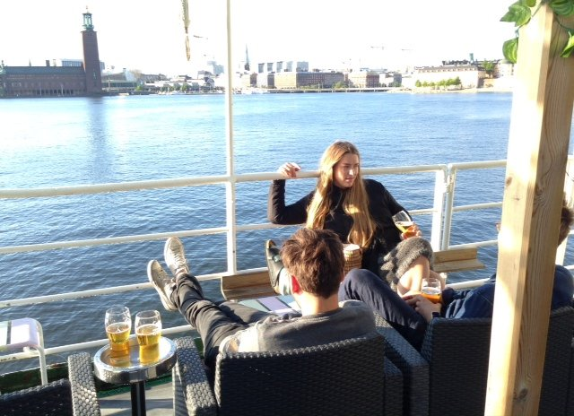 Seaside Söder Stockholm