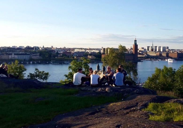 Skinnarviksberget Stockholm