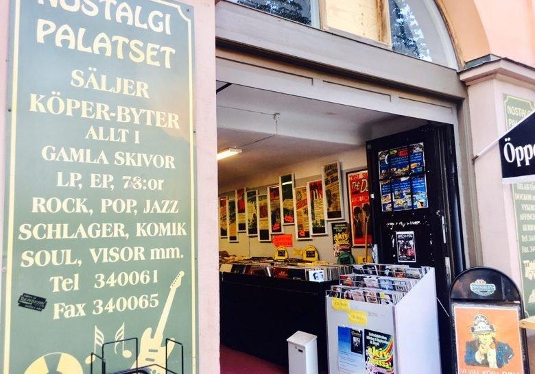 St Eriksgatan Stockholm