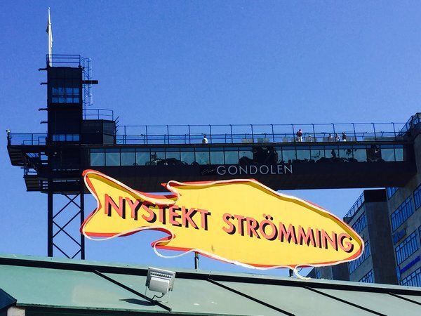 Strömmingsvagnen Stockholm