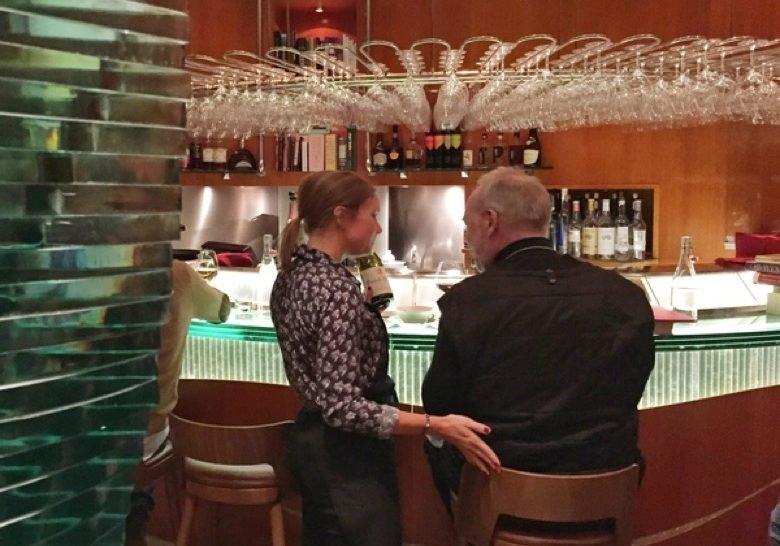 Vinbaren Gondolen Stockholm