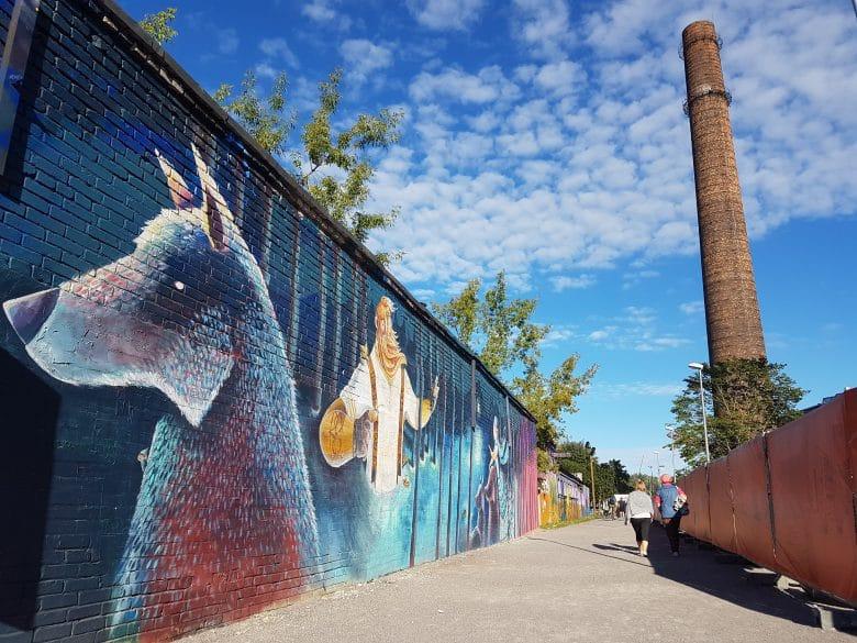 Culture kilometer Tallinn