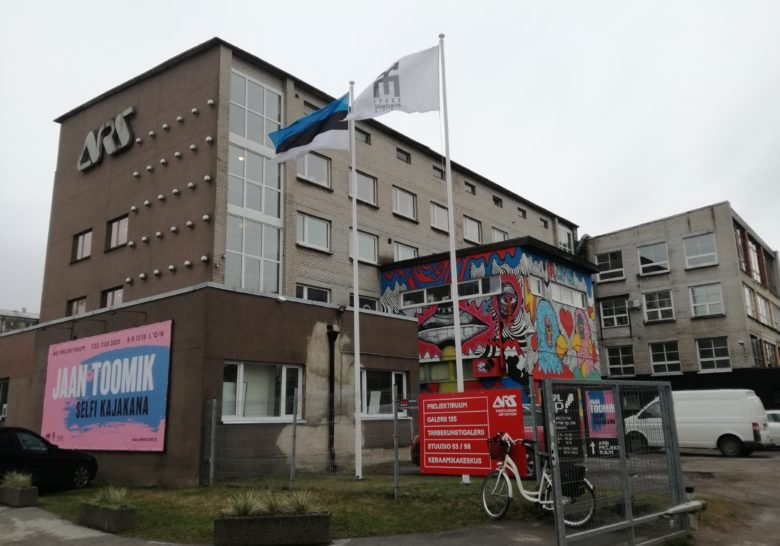 ARS Art Factory Tallinn